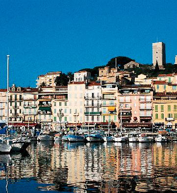 RÉSIDENCE Lles Rives de Cannes Mandelieu